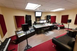 Regie Studio 1