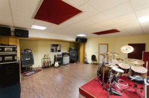 Aufnahme Studio 1