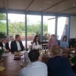 Wirtschaftsgespräch Junge Union, MIT, Kreatives Chemnitz (1)