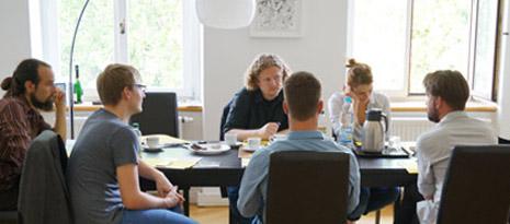 Kreatives Sachsen Gründung durch Kreatives Chemnitz, Kreatives Leipzig und Wir gestalten Dresden