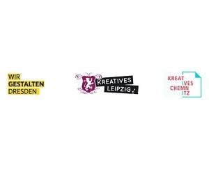 Kreativverbände Chemnitz, Dresden, Leipzig