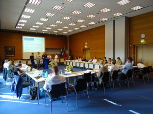 Kreatives Deutschland: Podiumsrunde mit Plenum