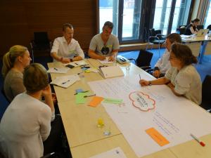 Kreative Deutschland: Workshop Veronika Schubring